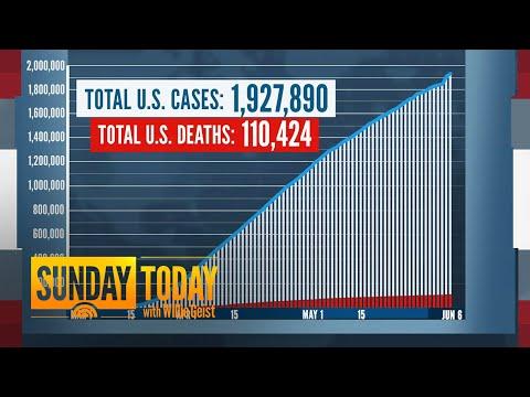 Worldwide Coronavirus Death Toll Passes 400,000 | Sunday TODAY
