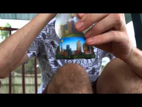 Balls Australia - Sydney Snow Globe Review