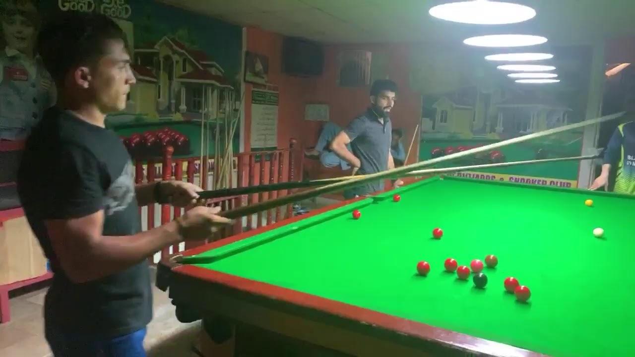 Snooker chalange shadab vs mosa