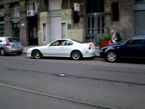 92 96 Honda Prelude White