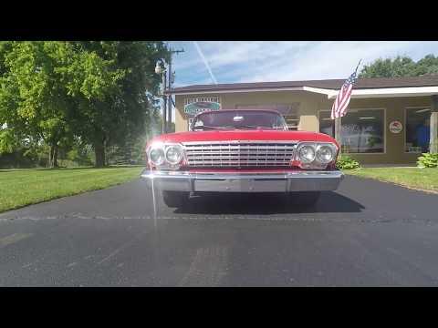 RossCustomsMI.com - SOLD – 1962 Chevrolet Impala SS – Resto-mod – $35,900