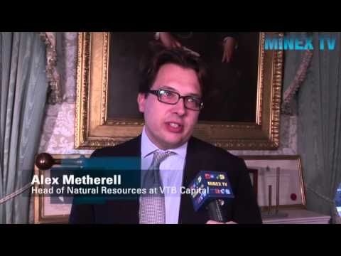 Alex Metherell, Head of Natural Resources, VTB Capital