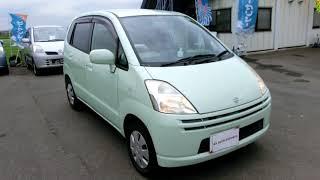 KS AUTO Exports 2005 Suzuki MR wagon 3165 Green