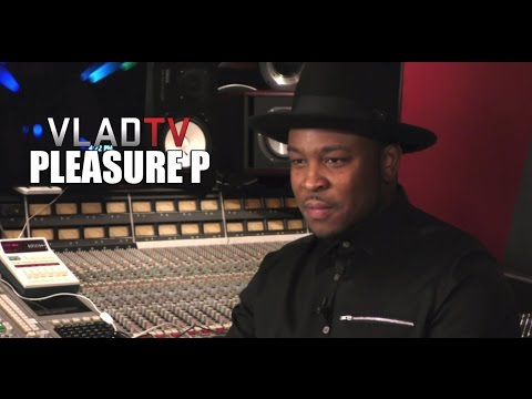 Pleasure P Says Pretty Ricky Boss Took Nearly $10 Mil From Them