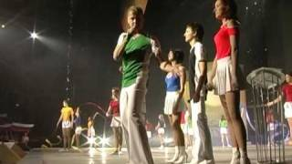 видео: Олимпийский огонь, группа Беловежская Пуща