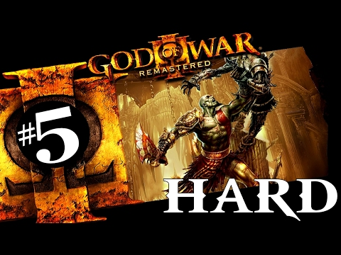 God of War 3 HARD Pt#5 Caveira Vagabunda & Touro Teimoso! (PT-BR)