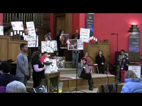 """First Unitarian Society of Denver, """"Common Ground"""", Part 1"""