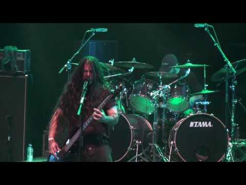 Immolation - Burial Ground ( Neurotic Deathfest 2010 )
