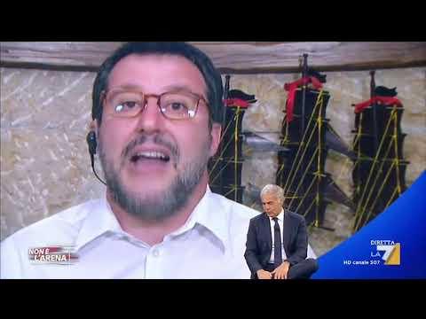 """Matteo Salvini: """"Condoni e azzeramento della burocrazia, così si riparte"""""""