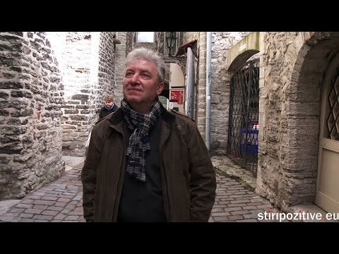 Stiripozitive.eu | Anatolie Triboi, pictorul moldovean de la Tallinn