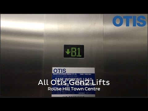 all-main-otis-gen2-mrl-traction-lifts-@-rouse-hill-town-centre