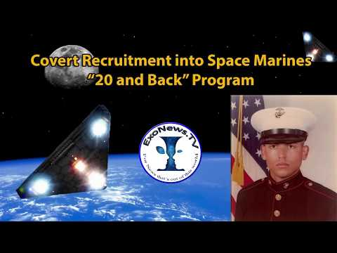 Covert Recruitment into Space Marines