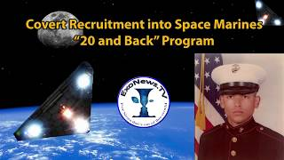 "Covert Recruitment Into Space Marines ""20 And Back"" Program"
