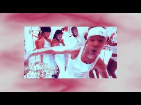 112 Ft. Kehlani & Lil Zane - Anywhere Remix