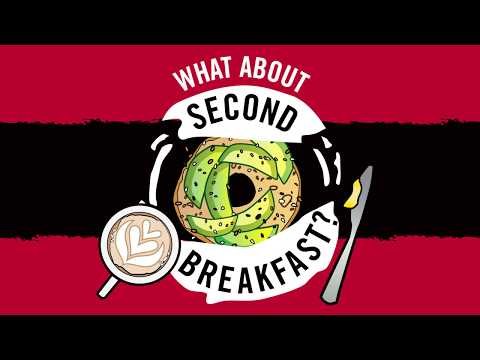 Kristin Lessard & Steve Kelly  - Americans Want Second Breakfast!!