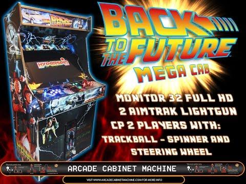 C Hyperspin 2017 Arcade Cabinet Machine Mega Cab