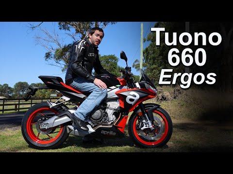 2021 Aprilia Tuono 660 - Ergonomics & Rider Fit