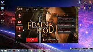 Урок как установить властелин колец и EdainMod