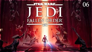 Star Wars Jedi: Fallen Order #06 | Tajemniczy Tunel!