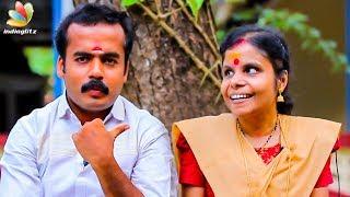 ഈ പൂങ്കുയിൽ ഇനി ഒറ്റക്കല്ല | Vaikom Vijayalakshmi And Husband Anoop Interview |En Jeevan Song