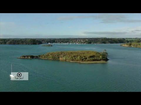 بيئة: إنتاج الكهرباء باستخدام المد والجزر في مصب نهر لا رانس شمال غرب فرنسا  - 15:07-2020 / 5 / 19