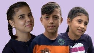 Женя, Рома и Оксана ищут родителей. Эфир 20.09.2018