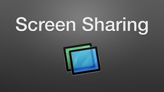How to Setup Screen Sharing Between Two Mac Computers