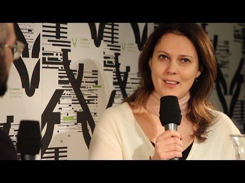 TIFF 2016 – Filmprat / Film Talks: En samtale med Margreth Olin om «Mannen fra Snåsa»