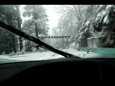 Patnitop snow