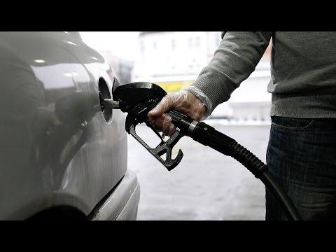 Gasoline Prices in the United States Drop to $2.44 Per Gallon