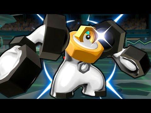 MELTAN + MELMETAL DATAMINE! ATTACKEN, WERTE, SHINY FORM! Pokemon Let's Go Pikachu und Evoli! thumbnail