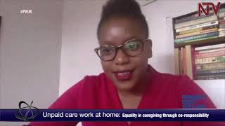 PWJK: Unpaid care work at home; equality in care giving through co-responsibility