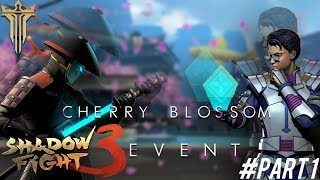 Shadow Fight 3 Cherry Blossom Event part 1