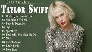Taylor Swift hit songs medley - テイラー・スウィフトBESTソングメドレー