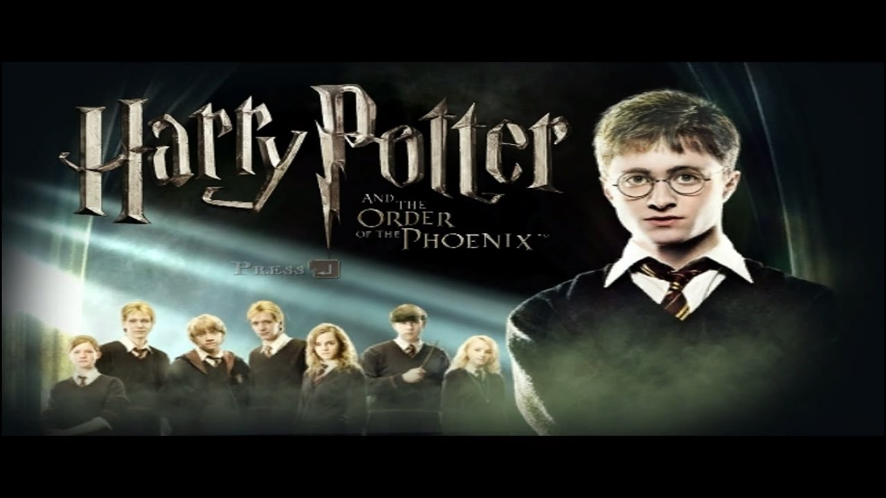 Harry Potter Video Games - Official EA Site