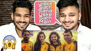 UKHANO | A Day As a Player | PESHAWAR ZALMI FT. Sana Jawed, Wahab Riyaz, Kamran Akmal