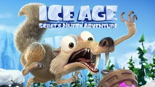 Ice Age Scrat's Nutty Adventure Part 1 Woodland Valley & Ancient Ice Cliff (Nintendo Switch)