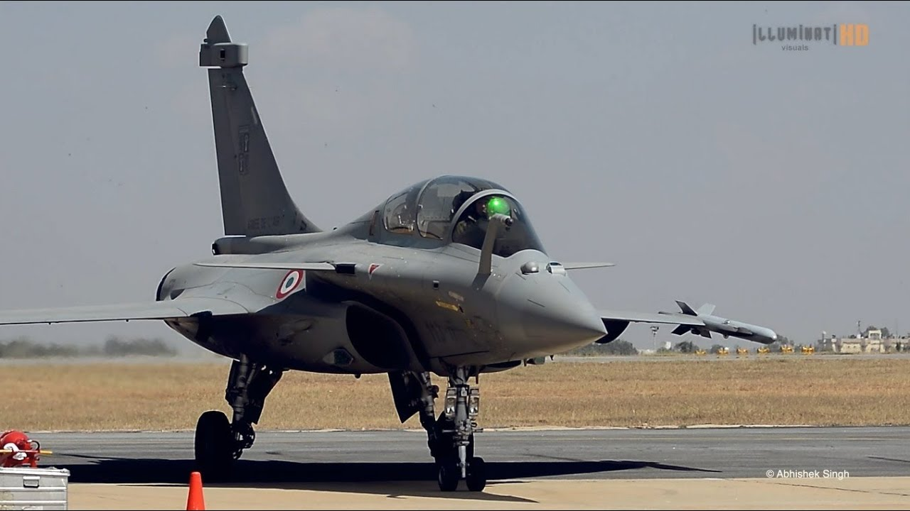 high power action: rafale fighter jet in full hd - youtube