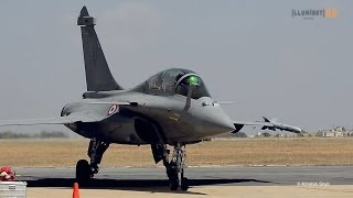 High Power Action: RAFALE Fighter Jet in Full HD