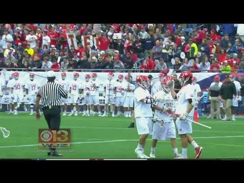 Maryland Men's Lacrosse Team Wins National Title