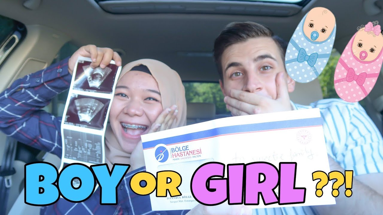 Official baby gender reveal and SHOPPING !! Part.1