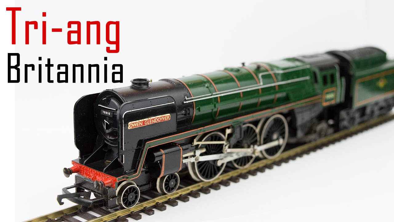 Reviewing the Tri-ang Britannia Class