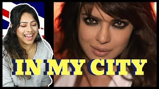 BRITISH PEOPLE REACT TO PRIYANKA CHOPRA Ft. WILL.I.AM