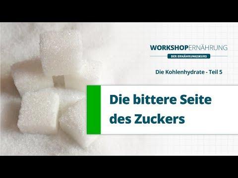 Die bittere Wahrheit über Zucker YouTube Hörbuch Trailer auf Deutsch