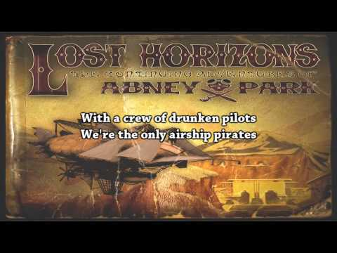 Abney Park Airship Pirate + Lyrics