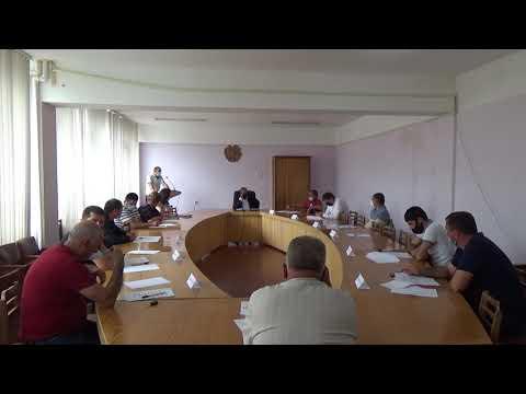 Ավագանու հերթական նիստ-13.07.2020