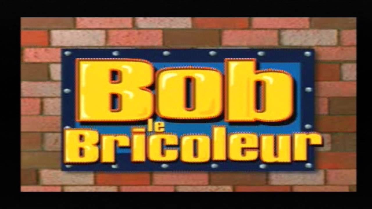 Ps1 introduction du jeu bob le bricoleur de l 39 editeur - Paroles bob le bricoleur ...