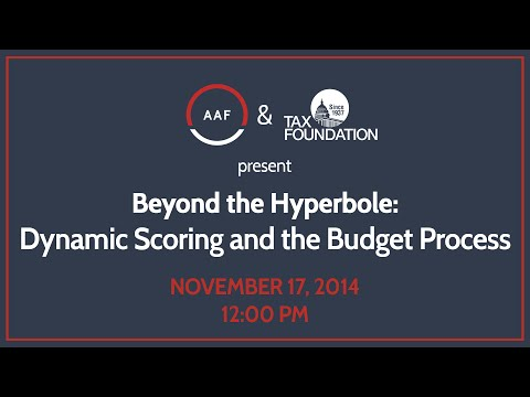 Beyond the Hyperbole: Dynamic Scoring and the Budget Process