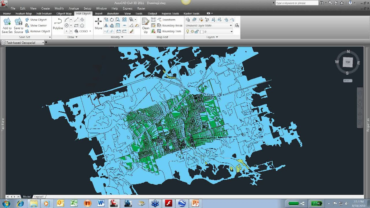 Civil 3D Import SHP  Shapefiles  Using the FDO Connector Tools   YouTube Civil 3D Import SHP  Shapefiles  Using the FDO Connector Tools
