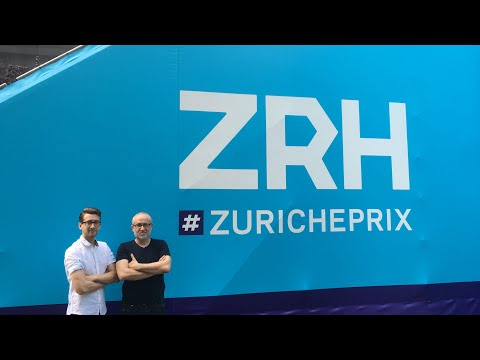 Blackbull Equities Talent Scouting in Sports (Formula E Prix Zurich, Switzerland)